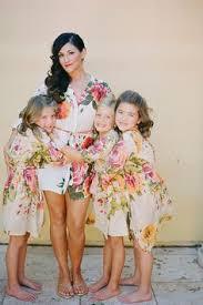 waffle robes for bridesmaids flower robe children s monogrammed robe kid s robe