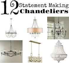 12 statement making chandeliers eieihome