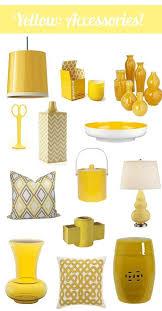 yellow decor ideas bold design ideas yellow home decor d cor collection decorative