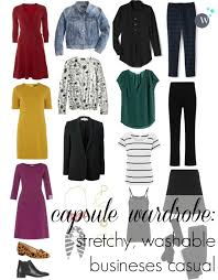 casual with capsule wardrobe business casual capsule wardrobe