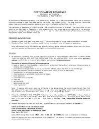 Sle Of Barangay Certification Letter Certification Letter Of Residence 28 Images Residence