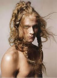celtic warrior hair braids celtic braid men cheveux pinterest