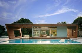 House Plans With A Pool Modern Home With Pool Interior Design