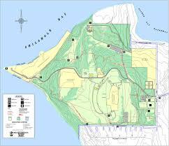 Map Seattle Washington by Discovery Park Maplets