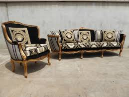 Versace Armchair 3 Seater Medusa Lounge With Versace Influence Timeless Interior