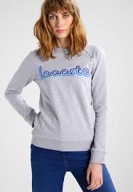 discounted sweatshirt silver chine loire blue sapphire blue by