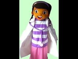 doc mcstuffins costume doc mcstuffins children s party costume character rental 888 501