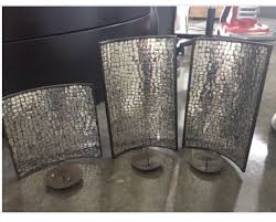 Mosaic Wall Sconce Homely Design Mirror Wall Candle Holders Plus Fin Soundlab Club