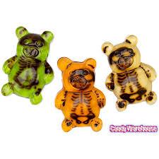 x ray gummy bears too prettiful to eat pinterest bears