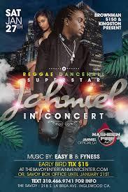 reggae dancehall superstar jahmiel in concert by the savoy