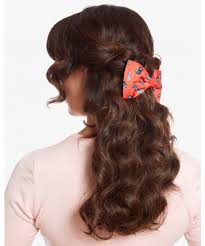 hair bow with hair hair hair accessories accessories