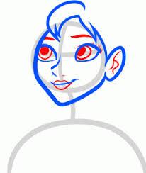 draw draw anna anna frozen hellokids
