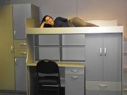 bureau avec rangement intégré lit avec armoire intgre meuble bureau intgr design recherche