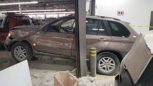 bmw car auctions elderly crashes bmw into crowd at framingham auto auction