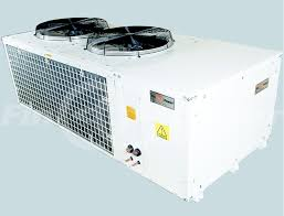 air cooled condensing unit finpower