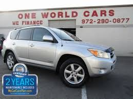 world auto toyota 2006 toyota rav4 limited v6 auto 148k 7995 inventory
