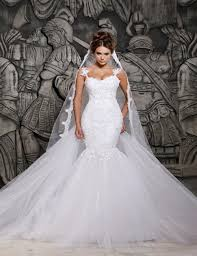 luxury wedding dresses 2017 2017 new fashion luxury wedding lace fish wedding dress