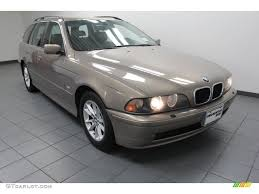 2003 kalahari beige metallic bmw 5 series 525i sport wagon