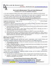 Family Caregiver Resume Collection Representative Sample Resume Awesome Collection