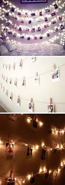 lights on wall with pictures decorating bedroom with lights best decorate your room with lights