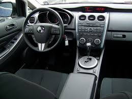 mazda interior 2010 review 2011 mazda cx 7 isport the truth about cars