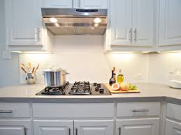 Kitchen Brick Backsplash Interior Furniture Grey Countertops Added By White Brick