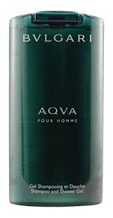 bvlgari aqva shoo shower gel for 6 8 ounce
