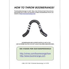 amazon polypropylene black mamba boomerang ages