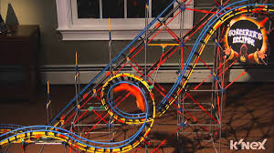 sorcerer u0027s eclipse roller coaster building set by k u0027nex lukas