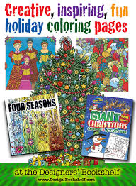 Turn Pictures Into Coloring Pages App Free Coloring Pages For The Holidays And Christmas Plus