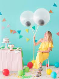 oversize balloons googly eye balloons
