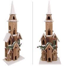 philipps onlineshop weihnachtsdeko holzkathedrale 70cm