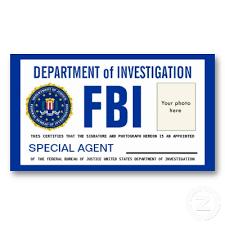 police id cards templates template fbi badge sep 17 2010