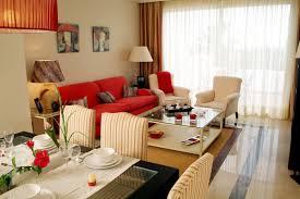 Transitional Dining Room Furniture Living Room Living Room Mixed Dining Room Sofa Coffe Table Red