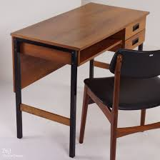 Small Teak Desk Vintage Small Vintage Teak Desk In The Style Of Pastoe 1960s