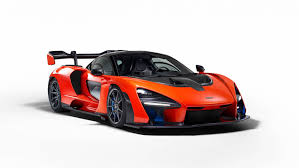 mclaren senna shortnose rendering still looks like a lego car
