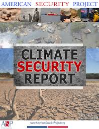 climate security report american security project