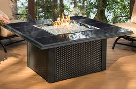 rectangle propane fire pit table new propane gas fire pit tables coffee table napoleon rectangle