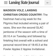 repost matthew volz please vote for maddy for lansing
