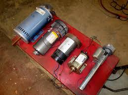 those old surplus center treadmill motors archive the