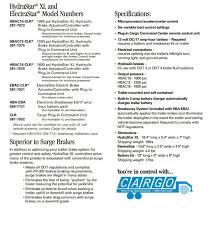 faq hydrastar trailer brake actuators ebay