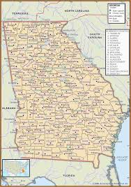 Florida Map Cities 6 Map Of Georgia Cities Mac Resume Template
