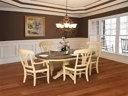 Country Dining Rooms Farmhouse Breakfast Area Plan D - French country dining room