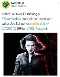 Black Widow Meme - upcoming black widow movie finally everything marvel