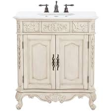 home decorator vanity home decorators collection winslow 33 in w bath vanity in antique