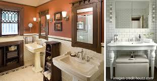 Powder Room With Pedestal Sink Brilliant Bathroom Pedestal Sink Ideas With 28 Bathroom Pedestal