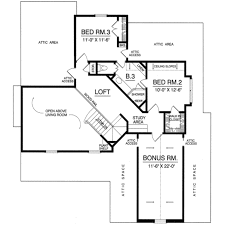 country style house plan 3 beds 2 50 baths 2089 sq ft plan 40 329