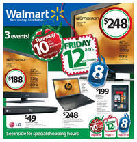 walmart black friday 2011 ad scan