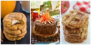 35 easy fall dessert recipes best treats for autumn parties