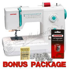 janome sewist 500 sewing machine w free bonus